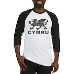Vintage Cymru Baseball Jersey