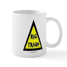 Danger Rig Trash Small Mug