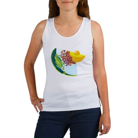 Endomembrane System Women's Tank Top