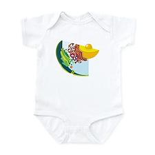 Endomembrane System Infant Bodysuit
