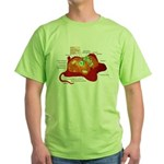 Animal Cell Green T-Shirt