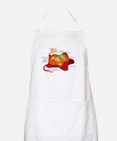 Animal Cell BBQ Apron