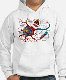 Neuron cell Hoodie
