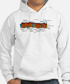 Cell Membrane Hoodie