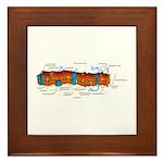 Cell Membrane Framed Tile