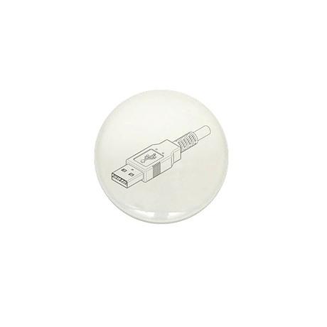 USB Plug Mini Button
