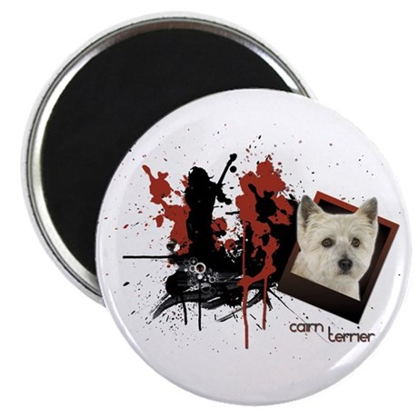 "Cairn Terrier 2.25"" Magnet (10 pack)"