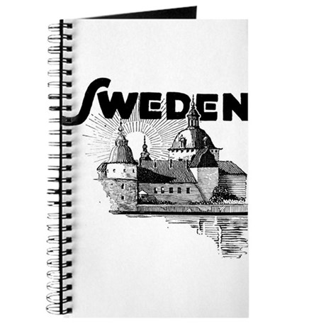 Sweden Castle Journal