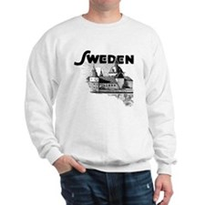 Sweden Castle Sweater