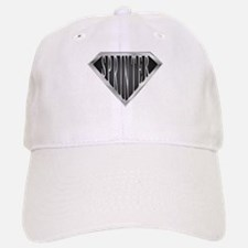 SuperSprinter(metal) Baseball Baseball Cap