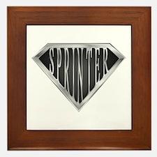 SuperSprinter(metal) Framed Tile