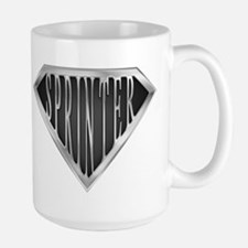 SuperSprinter(metal) Large Mug
