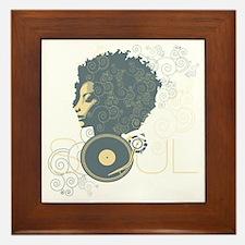 Soul II Framed Tile