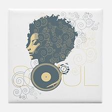 Soul II Tile Coaster