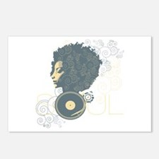 Soul II Postcards (Package of 8)