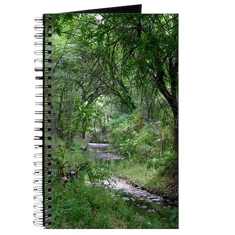 Summer on Fish Creek Journal