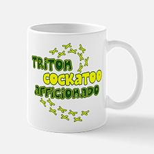 Afficionado Triton Cockatoo Mug
