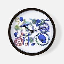 A.L.I.E.N. Arcane Circles 12 Wall Clock