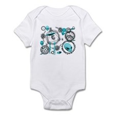 A.L.I.E.N. Arcane Circles 7 Infant Bodysuit