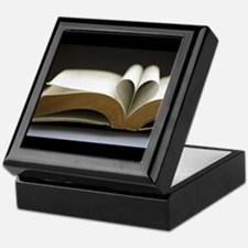 A Love Story Keepsake Box