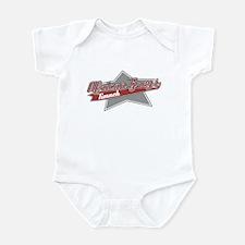 Baseball Timneh African Grey Baby Bodysuit