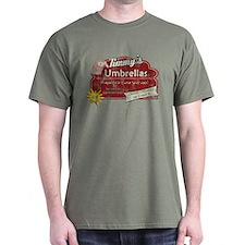 Timmy's Umbrellas T-Shirt