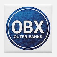 OBX - Outer Banks Tile Coaster