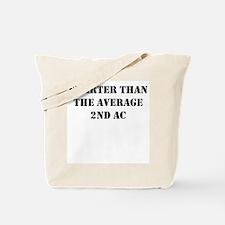 Average 2nd AC Tote Bag