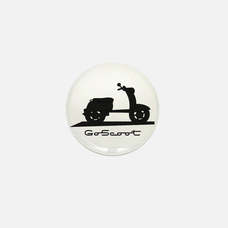 Go Scoot Mini Button