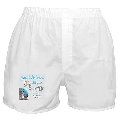 Electricians Boxer Shorts