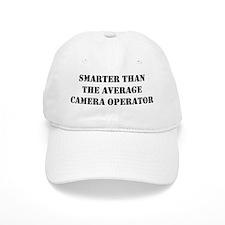 Average camera operator Baseball Cap