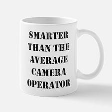 Average camera operator Mug