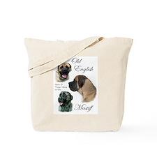 Old English Mastiff Tote Bag