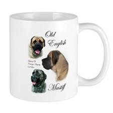 Old English Mastiff Mug