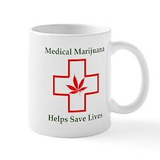 Helps Save Lives Mug