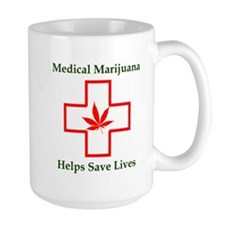Helps Save Lives Mug
