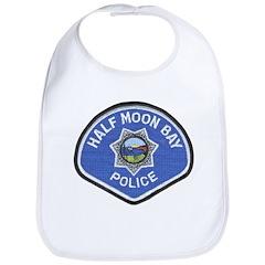 Half Moon Bay Police Bib