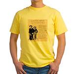 Annie & Jennie Yellow T-Shirt