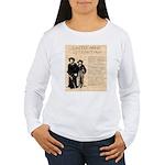 Annie & Jennie Women's Long Sleeve T-Shirt