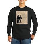 Annie & Jennie Long Sleeve Dark T-Shirt