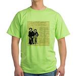 Annie & Jennie Green T-Shirt