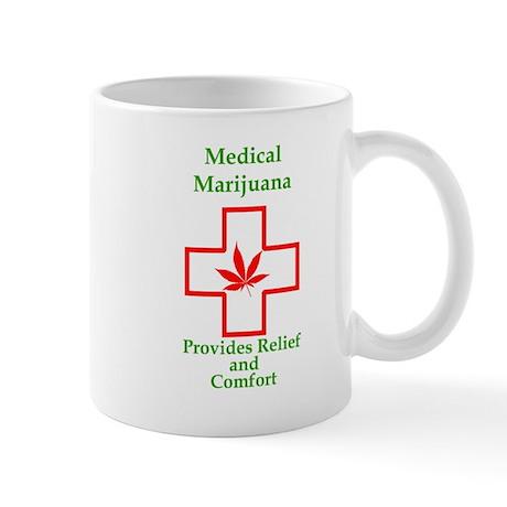 Relief and Comfort - style 2b Mug