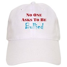 No one asks to be bullied Baseball Cap