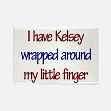 I Have Kelsey Rectangle Magnet