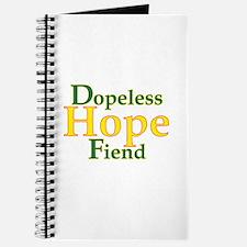 Dopeless Hope Fiend Journal