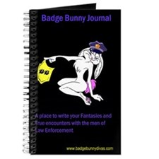 Badge Bunny Journal