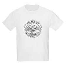 Moffett Field Naval Air Station Kids T-Shirt
