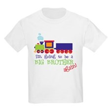 going to be a big brother train T-Shirt