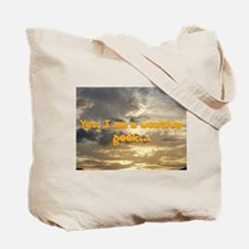 WeatherGeek Tote Bag