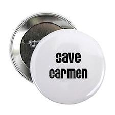"Save Carmen 2.25"" Button (10 pack)"